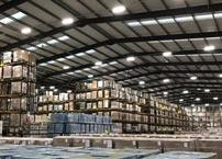 Which lights are suitable for warehouse lighting?