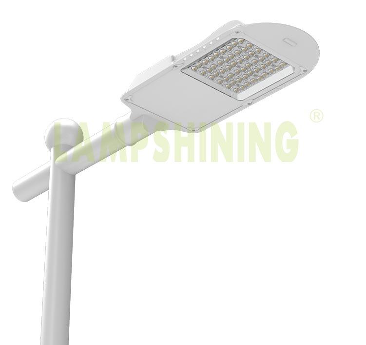80W Saturn LED Street Light Head, Waterproof and dustproof, pole and wall mount led light