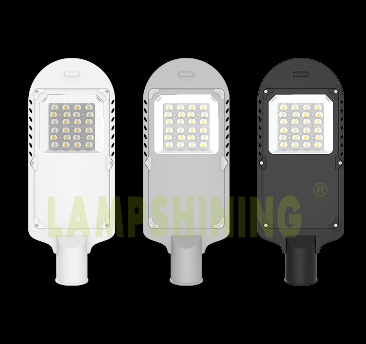 60W LED Street Lights, 7800 Lumen,130LM/W. Outdoor street Light Retrofit fixtures exporters in china