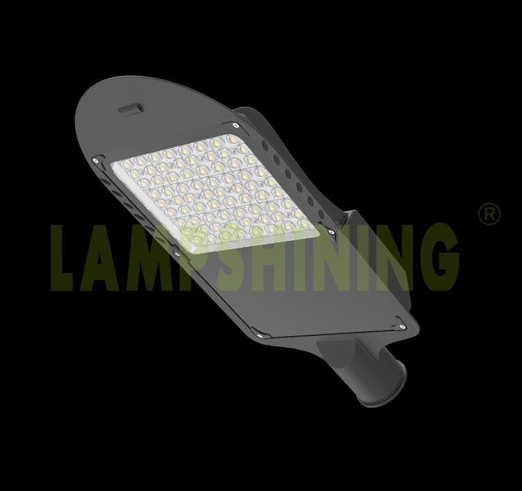 150W LED Street Light, Cost-effective, lightweight area roadway lighting
