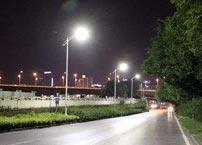 Why use LED street lights for road lighting renovation?