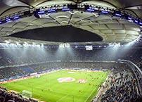 Why can't sports field  lighting use ordinary LED lights?