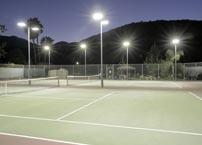 Why upgrade tennis court lighting to LED flood lighting?