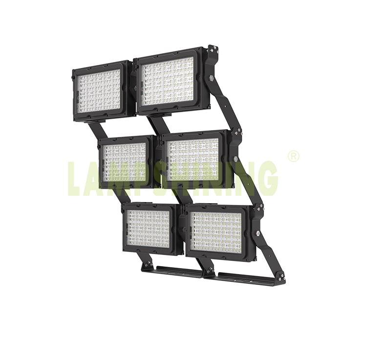 LED Sport Lights 240-1800W - Buy High Lumen Sport and Stadium Lighting Fixutres