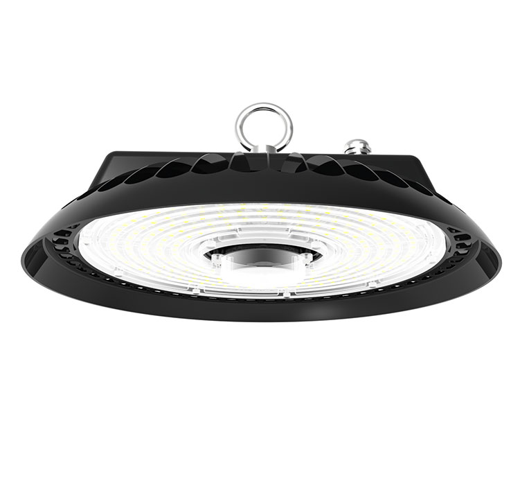 200W DLC ETL UFO LED High Bay Lights 30000 Lumen for warehouse, Garage
