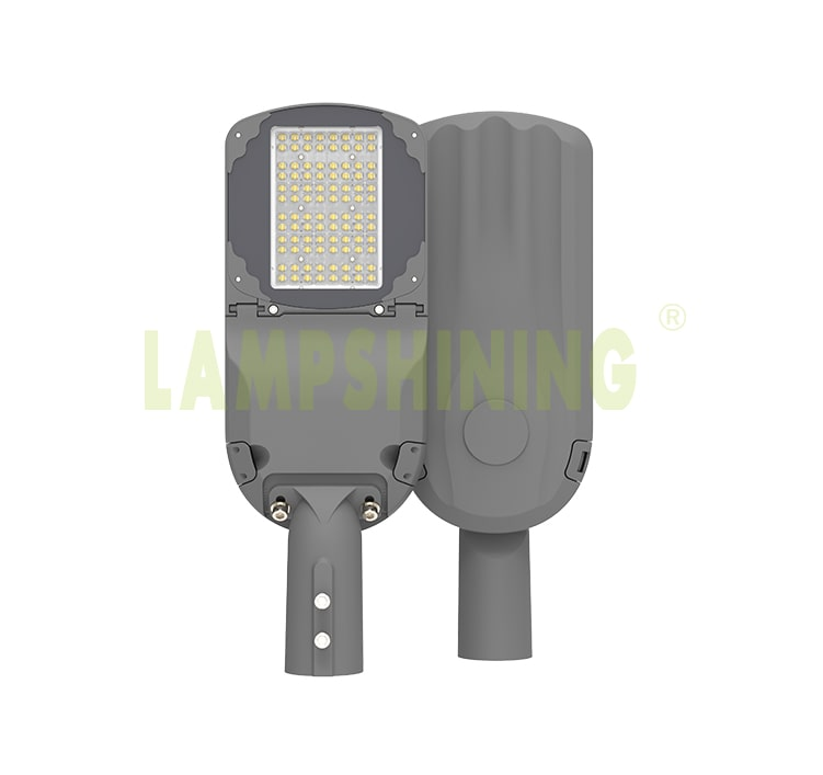 60 watt LED Street Light Fixtures, High efficient 8100LM 5000K IP66 road Lights