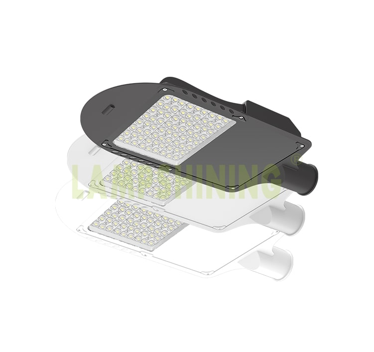 200W 25000Lm Saturn LED Street light | Outdoor Dusk to Dawn Factory Area, Lighting