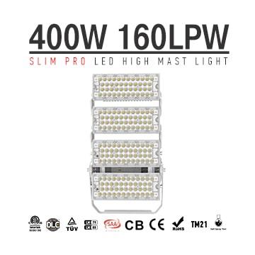 400W 480W, LED Sailboat Mast Lights, Freeway High Mast Lighting,