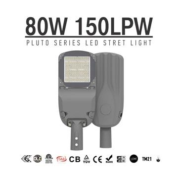 80W free samples Street LED Lights, Outdoor traffic roundabout Security lighting