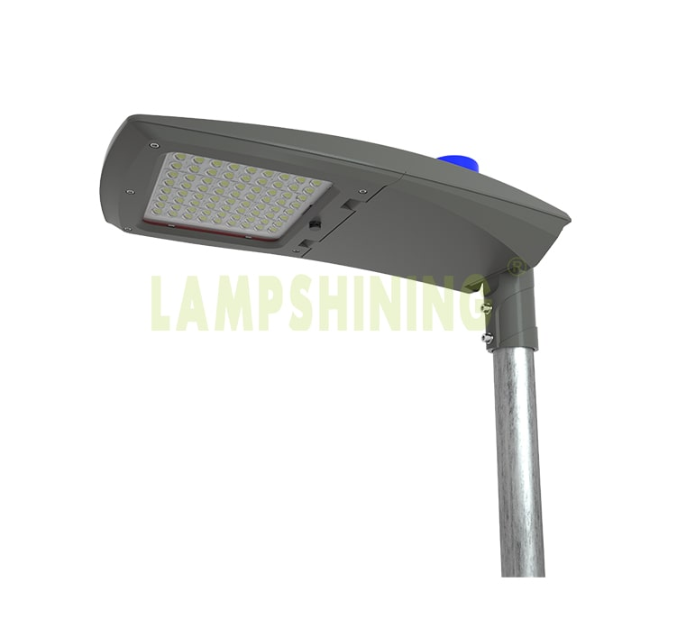180W LED Street Light with dusk to dawn photocell sensor, Waterproof Outdoor Security Lighting