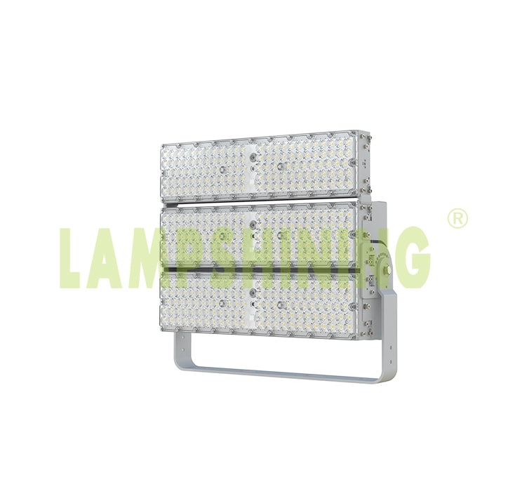 720W 900W LED High Mast Light | Outdoor High Power P50 Anti‐glare LED Lighting