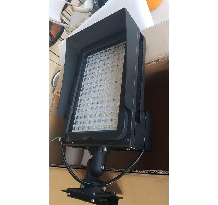 Golf Course LED Lighting Fixtures, Lightning Protection Golf Field Flood Lights