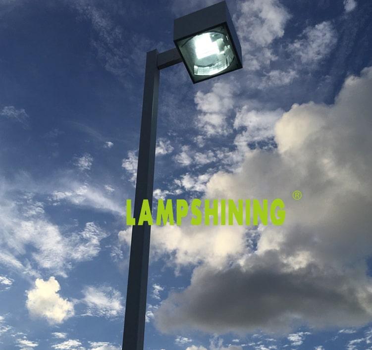 120W LED Corn Bulbs 15600Lm Equal 450W HID External driver AC 347V~480V