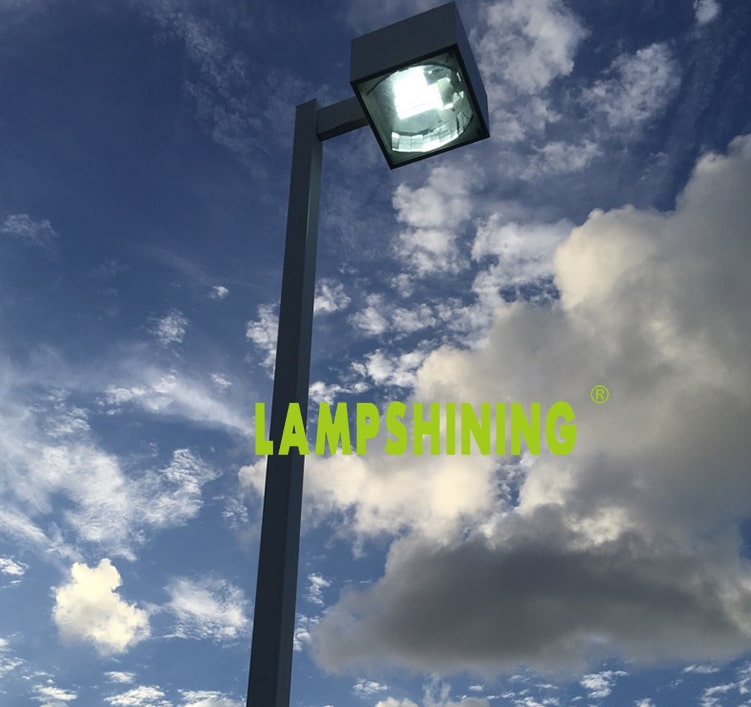 60W LED Corn Bulbs 7800Lm Equal 250W HID External driver AC 347V~480V