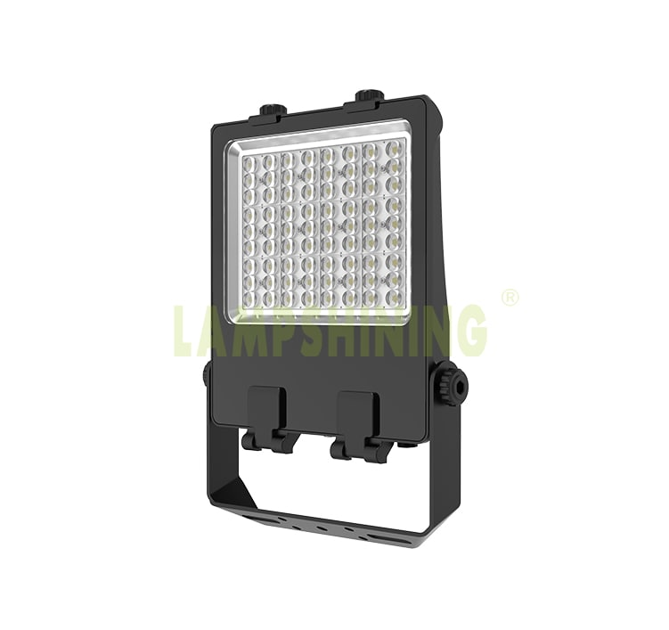 100W LED Flood Light, Outdoor and Indoor IP66 Commercial Stadium Flood Lighting