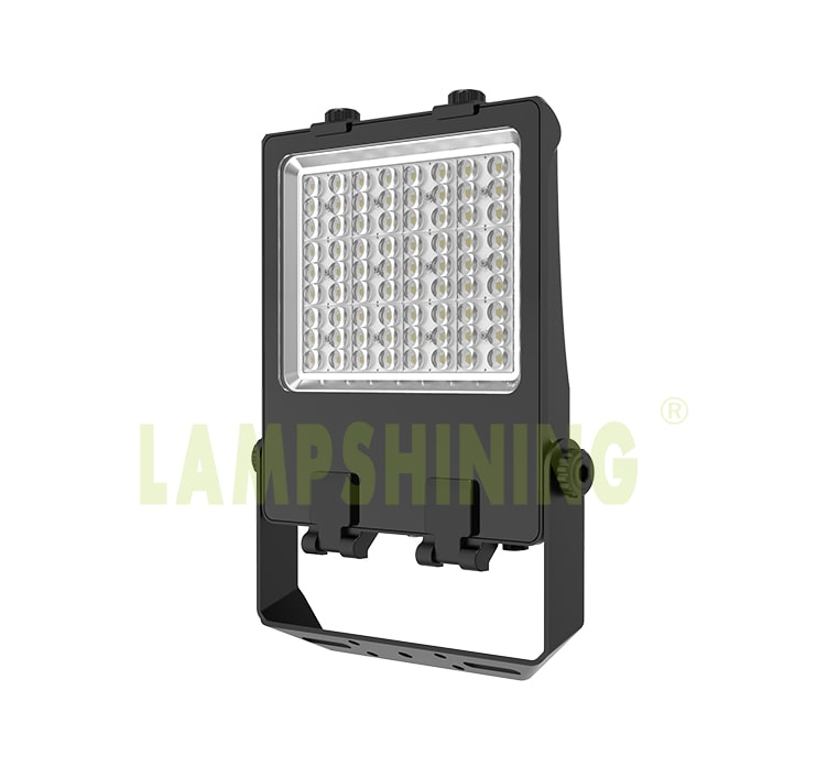 100w LED Flood Light, 240v Stadium Lightweight Pole Light, 5 years warranty