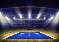 Basketball Court Lighting | Outdoor LED Basketball Court Lights