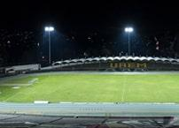 Track and Field Ground Lighting | LED Athletics Field Lights - Runway Lighting
