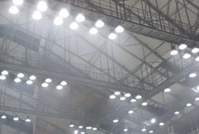 300w led high bay light fixtures for gymnasium lighting