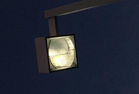 100W LED Corn Light for Parking lot Shoebox Fixtures Retrofiting