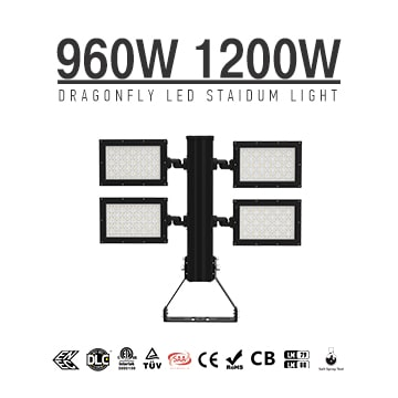 Port, Sports LED Flood Lights 960W 1200W 155-165LM/W,  Best Terminal Harbour, seaport, wharf LED Lighting Fixtures