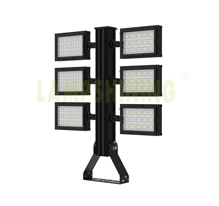 Football Field LED Flood Lighting - Best High Power Sport Stadium Light fixtures