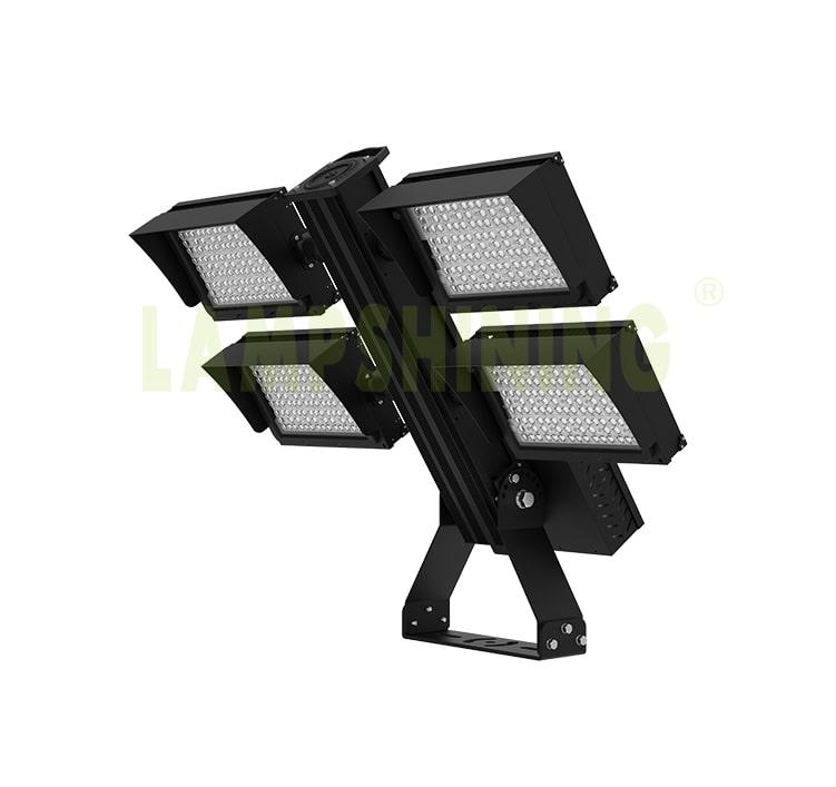 Port, Sports LED Flood Lights 960W 1200W 155-165LM/W,  Best Terminal Harbour, seaport, wharf LED Lighting Fixtures