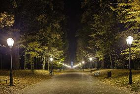 60W LED Corn Bulbs for Park lighting in Croatia