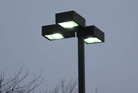 E40 30W LED Corn Bulbs used Shoebox Fixtures for United States Street Lighting