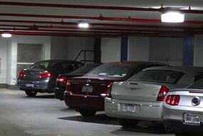 50W LED Corn Bulb for Underground Parking lot lighting Retrofit