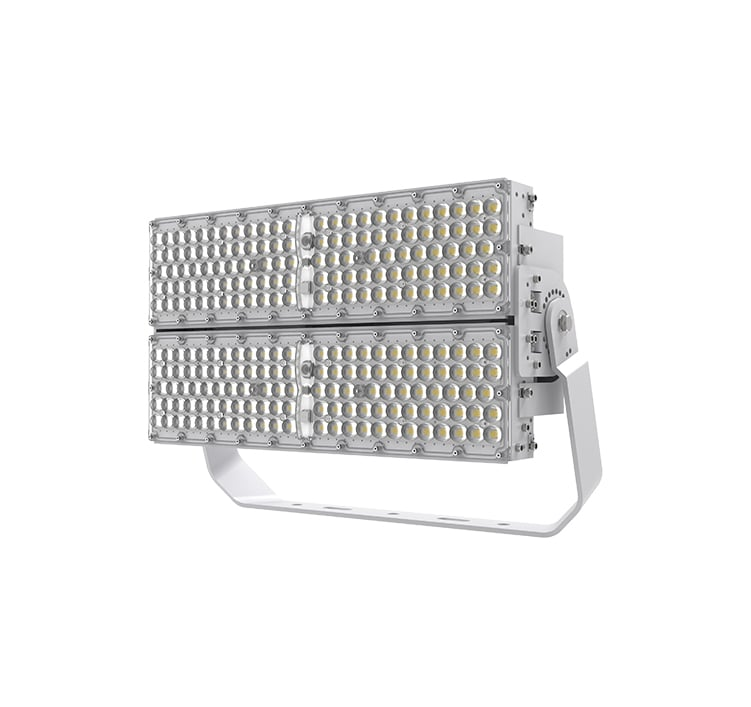 400W 72000Lm High Lumens 180Lm/W LED Lights, High Mast, High Pole, Flood Light