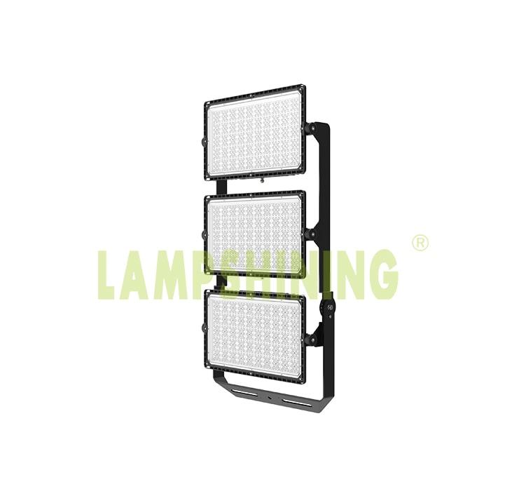 1800W LED Sport Light, High Mast Light, Stadium Light, Area Light180Lm/W 324000LM