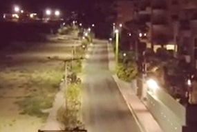 Street Lighting Project Case - 300pcs 60W Pluto LED Street Light