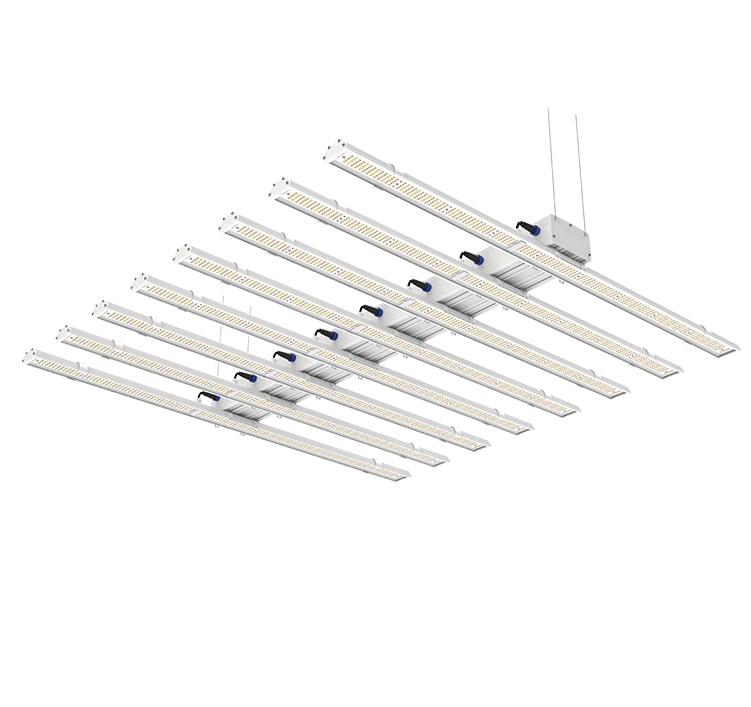 Full Spectrum LED Grow Lights - Apollo 960W 8 bars LED Veg Light, LED Plant Lamp, 54,000 hours Lifespan