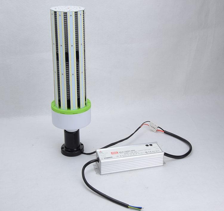 240W LED Corn Bulbs External driver HLG-240H-36A 28,000Lm Equal 1000W HID