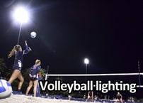 How to achieve the best lighting for volleyball courts in 2020?