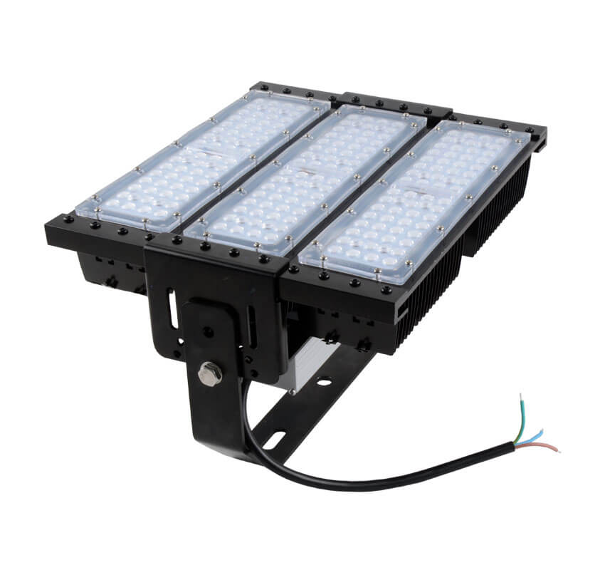 120W LED Flat High Bay Light 16000 Lumen Equivalent 300W