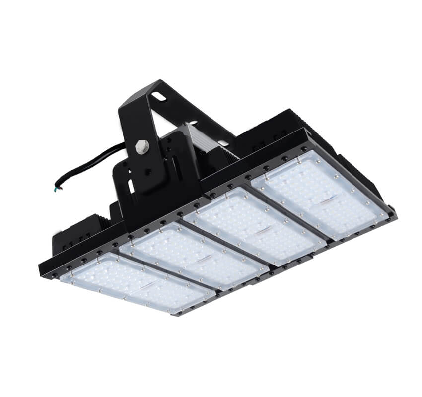 150w Linear Led Light Fixture: 150W LED Flat High Bay Light 20000 Lumen Equivalent 400W