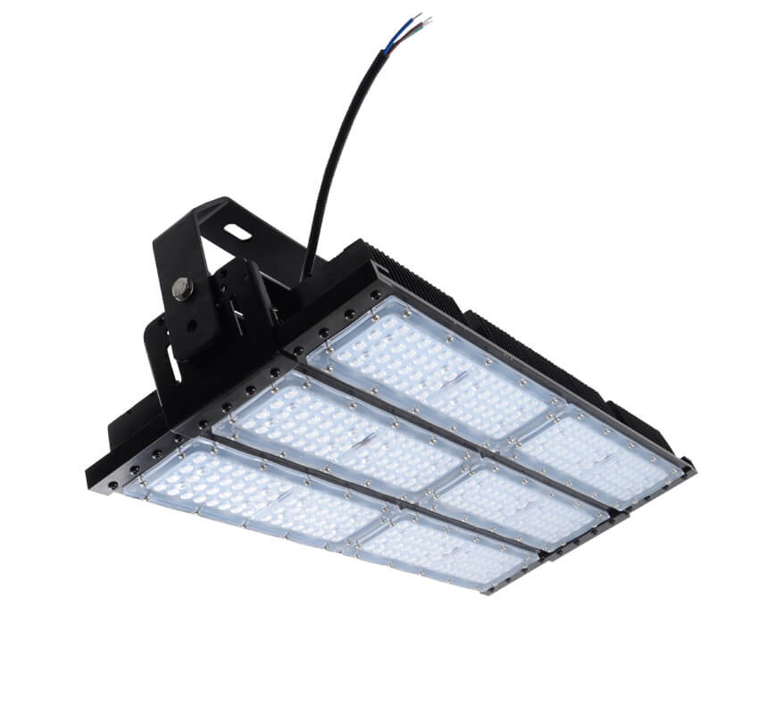 W LED Flat High Bay Light Lumen Equivalent W - Metal halide light fixture