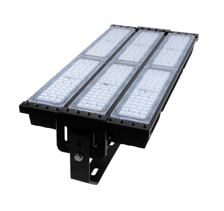 240W LED Flat High Bay Light 32000 Lumen Equivalent 600W HID/Metal Halide Light