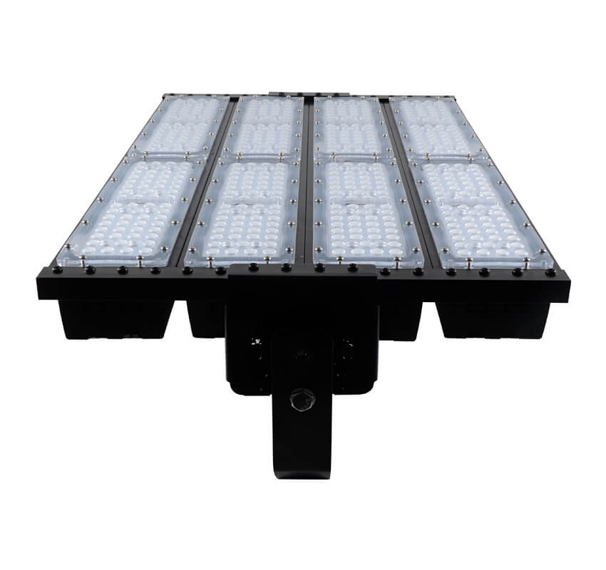 400W LED Flat High Bay Light 50000 Lumen Equivalent 1000W
