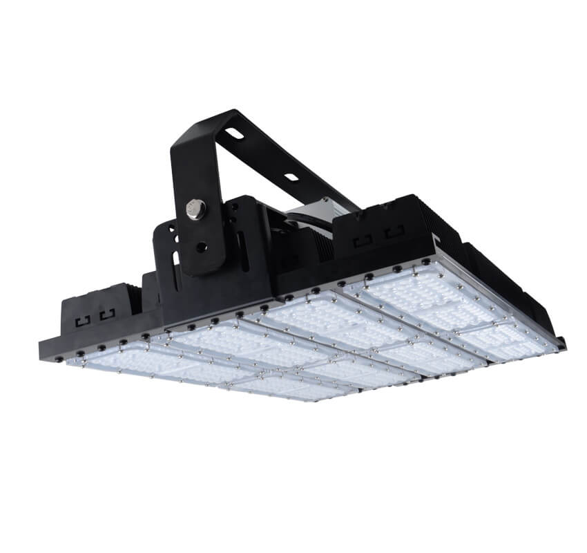 1000 Watt Metal Halide High Bay Light Fixtures: 400W LED Flat High Bay Light 50000 Lumen Equivalent 1000W